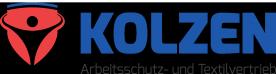 Stickerei & Textildruck Hamburg für Agenturen, Firmen, Vereine und Freitzeit - Kolzen Arbeitsschutz- und Textilvertrieb e.K.